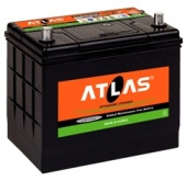 Аккумулятор автомобильный ATLAS DYNAMIC POWER MF90D26R 6СТ-72 72А/ч 630А пр. 257x172x220