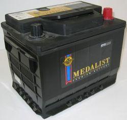 MEDALIST (56030) E 60Ач