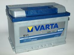 Varta Blue Dynamic (574012068) 74Ач