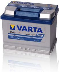 Varta Blue Dynamic (560127054) 60Ач