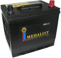 MEDALIST (56068) 60Ач