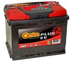 Centra PLUS 62 Ah (CB620)