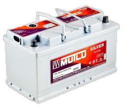 Аккумулятор автомобильный Mutlu Calcium Silver (серая) 100 А/Ч 850 А прямая пол. (353x175x190) H16