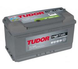 Аккумулятор автомобильный Tudor High-Tech 100 А/Ч 900 A обр.пол. TA1000 (353x175x190) 600402 H3