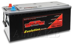 Аккумулятор грузовой SZNAJDER Truck 690 13 190А/ч 1050А пр. 513x224x220 690 13