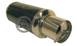 Прямоточный глушитель Aspec Carbon Fiber